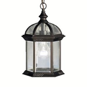 Barrie - 13.5 Inch 10W 1 LED Outdoor Hanging Lantern