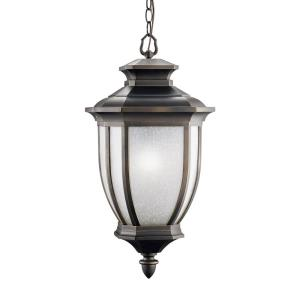 Salisbury - 1 light Outdoor Pendant - 12 inches wide