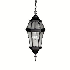 Townhouse - 1 light Outdoor Pendant - 23.75 inches tall by 9.25 inches wide