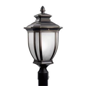 Salisbury - 1 light Outdoor Post Mount - 10 inches wide