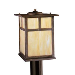 Alameda - One Light Post Mount