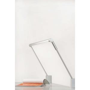 """Sobre - 36"""" 462W 42 LED Table Lamp with Fixed Clamp"""