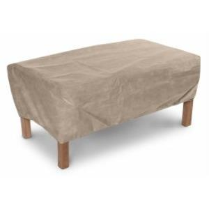42 Inch x 30 Inch Ottoman/Small Table Cover
