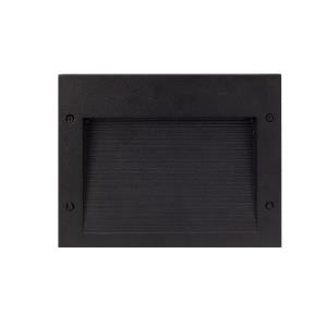 Newport - 9.75 Inch 9W 1 LED Outdoor Step Light