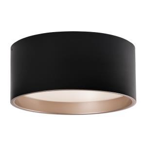 Mousinni - 17.75 Inch 40W 1 LED Round Flush Mount