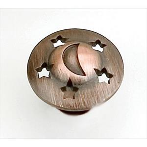 Celestials Collection 1.25 Inch Knob