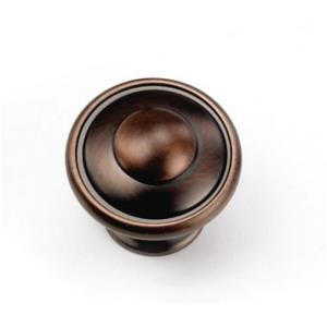 Windsor Collection 1.125 Inch Button-Top Round Knob