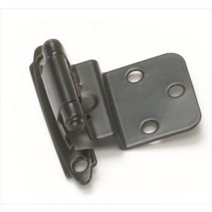 0.375 Inch Inset Self-Closing Hinge