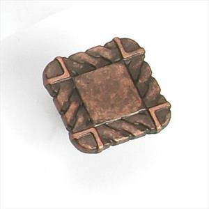 Gallery Collection 1.25 Inch Square Knob