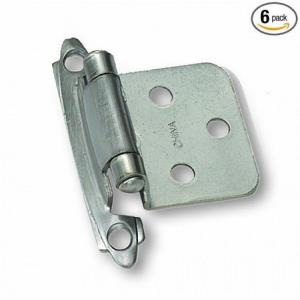 Flush Hinge (Pack of 6)