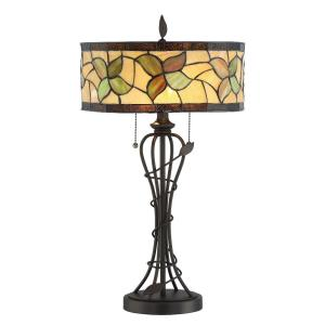 Olivia - Two Light Table Lamp