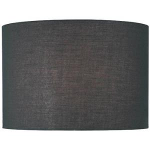 Black Drum Shade Only