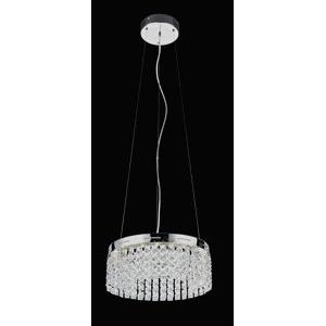 "Alecia - 72"" 15W 15 LED Chandelier"