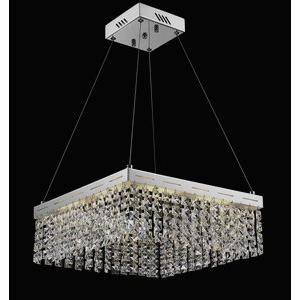 "Alecia II - 78"" 24W 24 LED Chandelier"