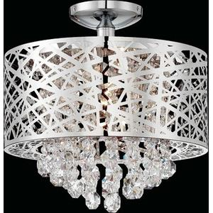 Benedetta - Four Light Semi-flush Mount
