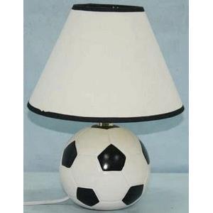 One Light Soccer Table Lamp