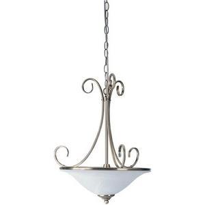 Renaissance - Two Light Ceiling Lamp
