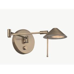 Rhine - One Light Swing Arm Wall Lamp
