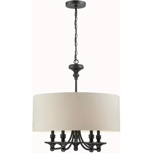 Salisburg - Five Light Pendant
