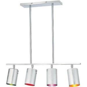 Cans - Four Light Ceiling Lamp