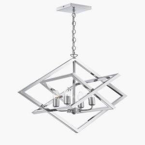 Isidro - Four Light Chandelier