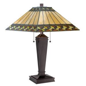 Churchill - Two Light Table Lamp