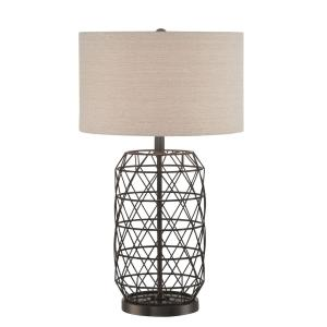Cassiopeia - One Light Medium Base Table Lamp