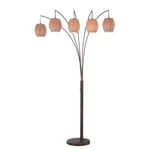 Kaden - Five Light Arch Floor Lamp