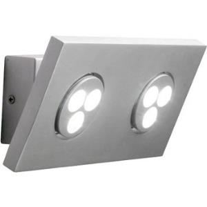 Two Light LED Wall Lamp