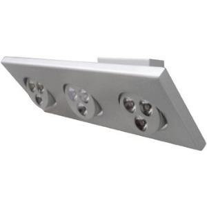 Three Light LED Wall Lamp
