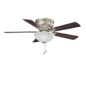 """Crosley - 44"""" Ceiling Fan with Light Kit"""