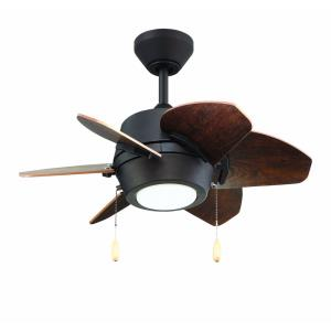 "Gaskin - 24"" Ceiling Fan with Light Kit"