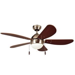 "PRESCOTT - 42"" Single Light LED Ceiling Fan"