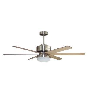Rossman - Single Light LED Ceiling Fan