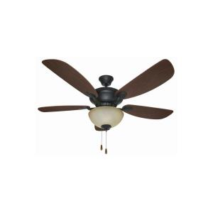 "Viento - 52"" Single Light LED Ceiling Fan"