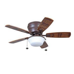 """Soe Mooreland - 44"""" Ceiling Fan with Light Kit"""