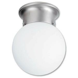 Globe - One Light Flush Mount