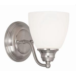 Somerville - 1 Light Wall Sconce in Somerville Style - 5.5 Inches wide by 7 Inches high