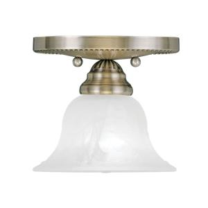 Edgemont - 1 Light Flush Mount