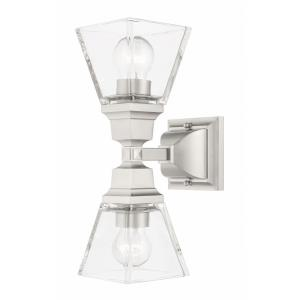 Mission - 2 Light Wall Sconce