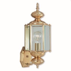 Outdoor Basics - One Light Outdoor Wall Lantern