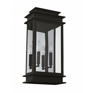 Princeton - 19 Inch Two Light Outdoor Wall Lantern
