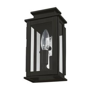 Princeton - 9 Inch One Light Outdoor Wall Lantern