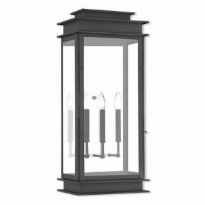 "Princeton - 28.5"" Three Light Outdoor Wall Lantern"