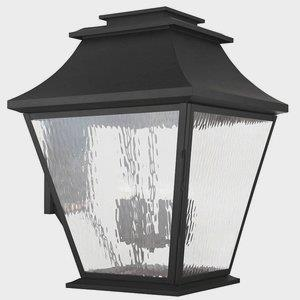 Hathaway - Six Light Outdoor Wall Lantern