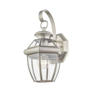 Monterey - 1 Light Outdoor Wall Lantern