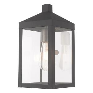 "Nyack - 12.75"" One Light Outdoor Wall Lantern"