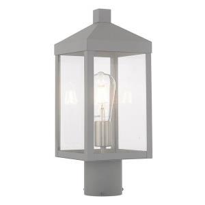 Nyack - One Light Outdoor Post Top Lantern