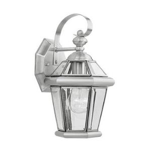 Georgetown - One Light Outdoor Wall Sconce