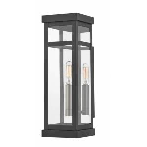 Hopewell - 15 Inch One Light Outdoor Wall Lantern